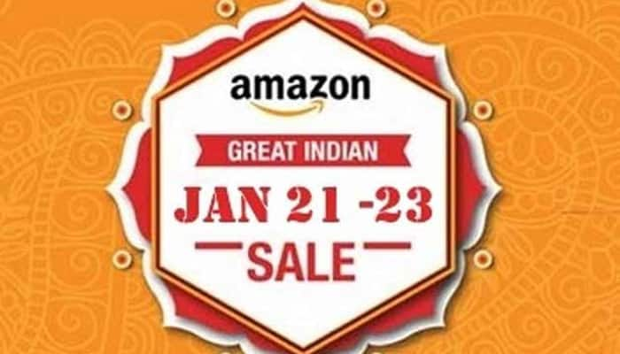 Amazon 72-hour 'Great Indian Sale' begins, heavy discounts on lakhs of products