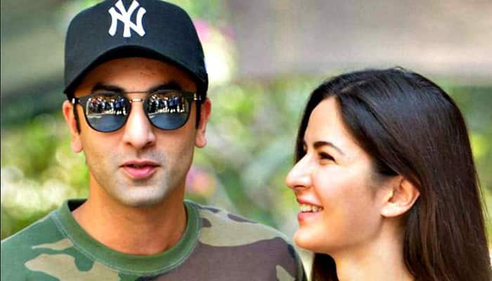 Who is trying to be a peacemaker between Ranbir Kapoor, Katrina Kaif?