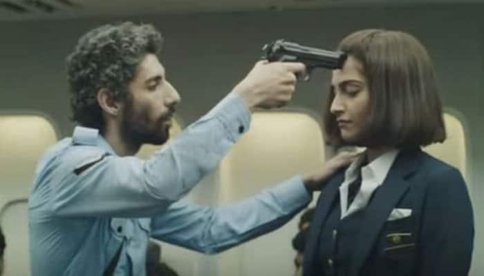 Sonam Kapoor looks full of courage in new 'Neerja' poster—See inside!