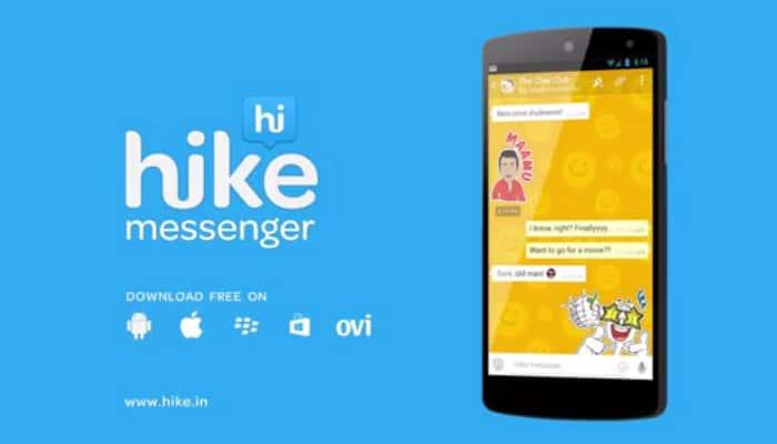 Home-grown Hike Messenger crosses 100 million users