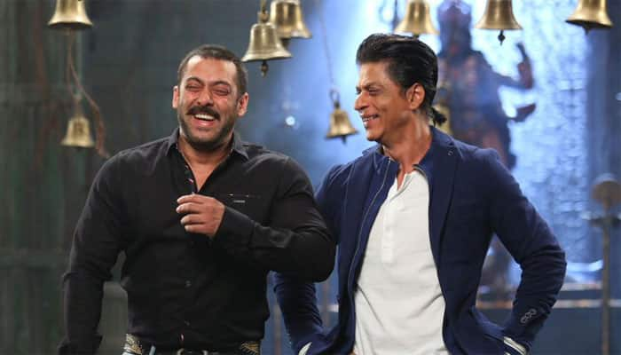 Court seeks police report on complaint against Salman Khan, Shah Rukh Khan