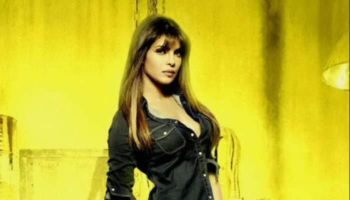 Priyanka Chopra reveals her fitness mantra!