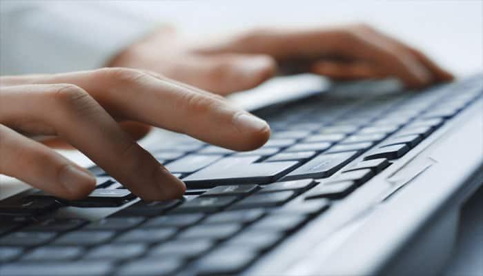 Type slowly to enhance your writing skills