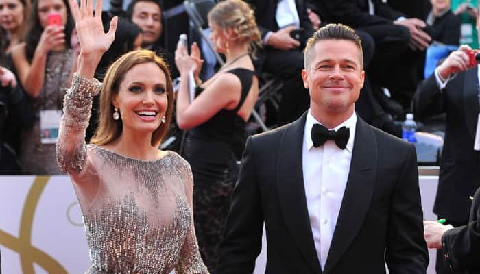 Shocking! Angelina Jolie, Brad Pitt heading for splitsville?