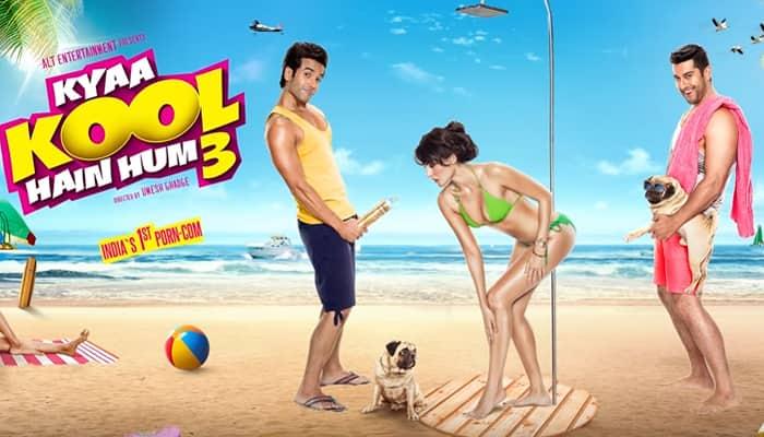 'Kyaa Kool Hain Hum 3' quick review: Mandana Karimi, Tusshar Kapoor, Aftab Shivdasani starrer falls flat!