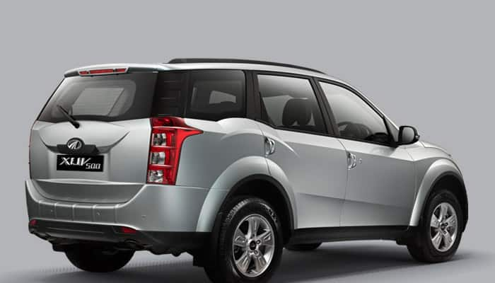 M&M launches Scorpio, XUV500 with 1.99-liter diesel engine