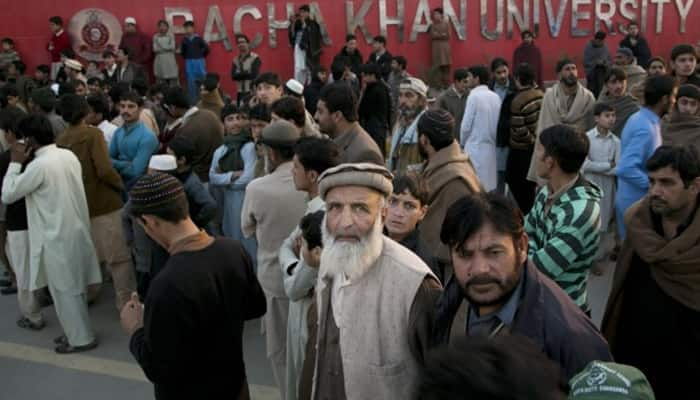 'Terror groups backed by Pakistan carried out Bacha Khan University massacre'