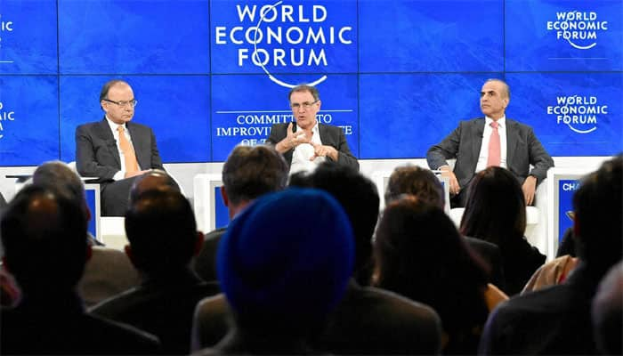 WEF 2016: India can stand out with reforms, planning, says FM Jaitley