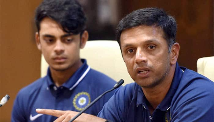 VIDEOS: Rahul Dravid, India U-19 cricketers at Boot Camp ahead of World Cup