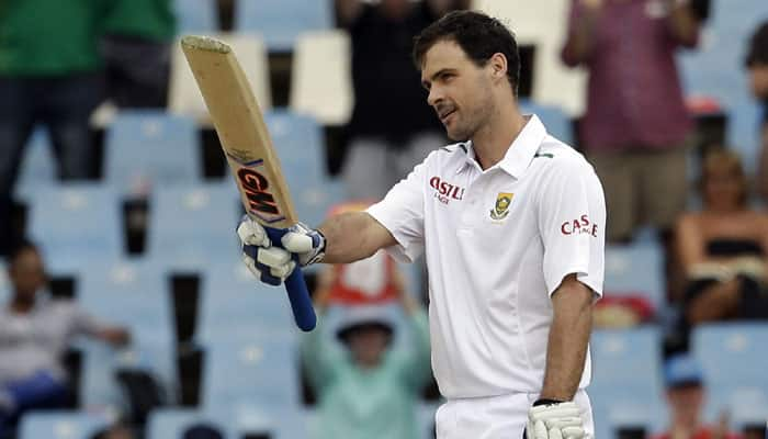 4th Test: Stephen Cook, Hashim Amla steer South Africa before England hit back