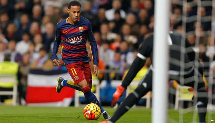 Neymar's rumoured move to Real Madrid could be end famed of trident, BBC