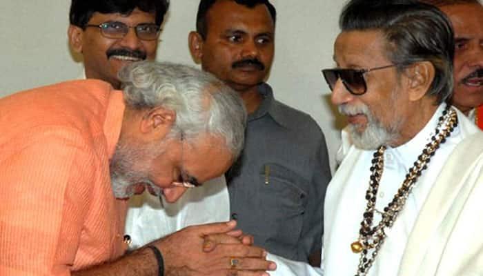 PM Modi recalls Balasaheb Thackeray on his birth anniversary