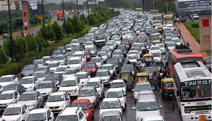 Odd-even traffic restrictions to come back after March?