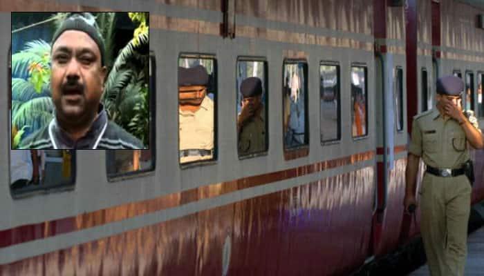 Molestation case in Rajdhani Express: Sarfaraz Alam suspended from Janata Dal (United)