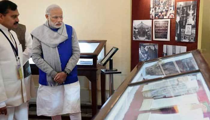 PM Modi declassifies secret files relating to Netaji Subhas Chandra Bose