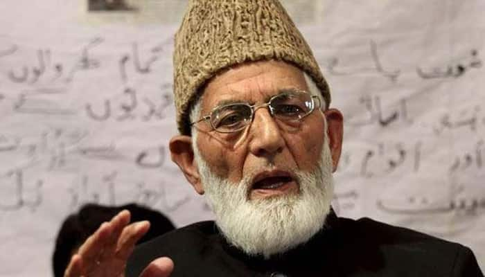 Islamic State in Kashmir? Chances are 'almost zero`, says Syed Ali Shah Geelani