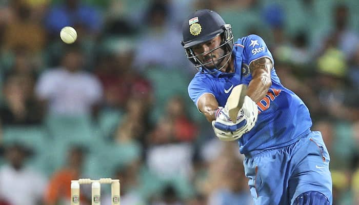 Ind vs Aus 2016: Manish Pandey's match-winning 104* receives praise from cricket fraternity