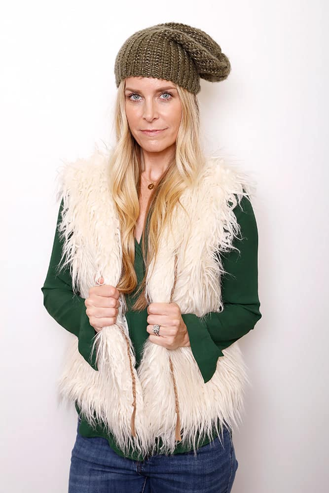 Actress Sheri Moon Zombie poses for a portrait to promote the series,