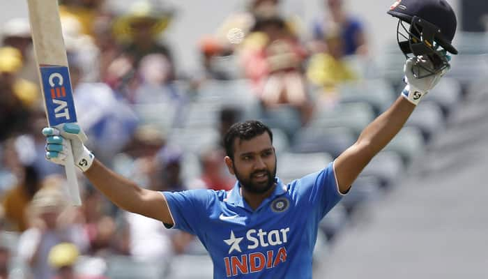 Rohit Sharma on a roll, breaks into top five of ICC rankings for first time