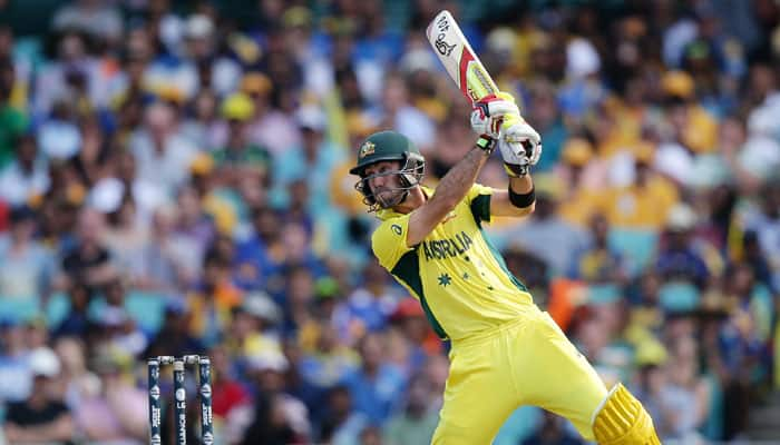 Australia vs India: Glenn Maxwell to miss first T20 due to hamstring injury