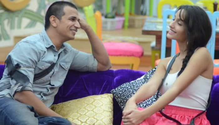 Prince Narula, Nora Fatehi to continue love saga outside 'Bigg Boss'?