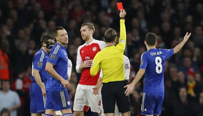 Arsenal vs Chelsea: As it happened...