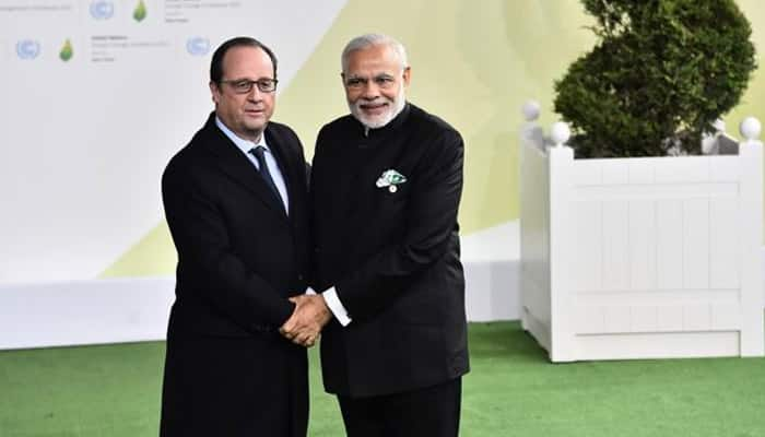 Retrospective tax is a thing of past, says PM Narendra Modi; India-France sign 16 MoUs