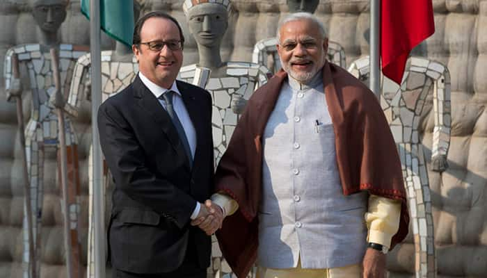 Francois Hollande in India: Objective is to consolidate strategic ties, says France President