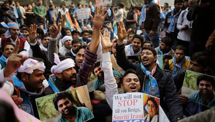 Rohith Vemula suicide: Mother Radhika Vemula admitted in ICU