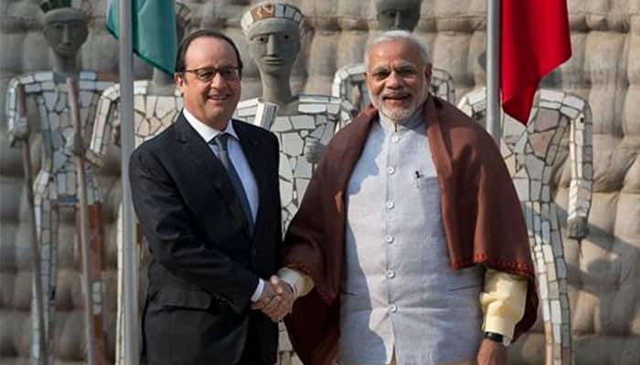 Will Francois Hollande's visit pave the way for Rafale deal between India and France?