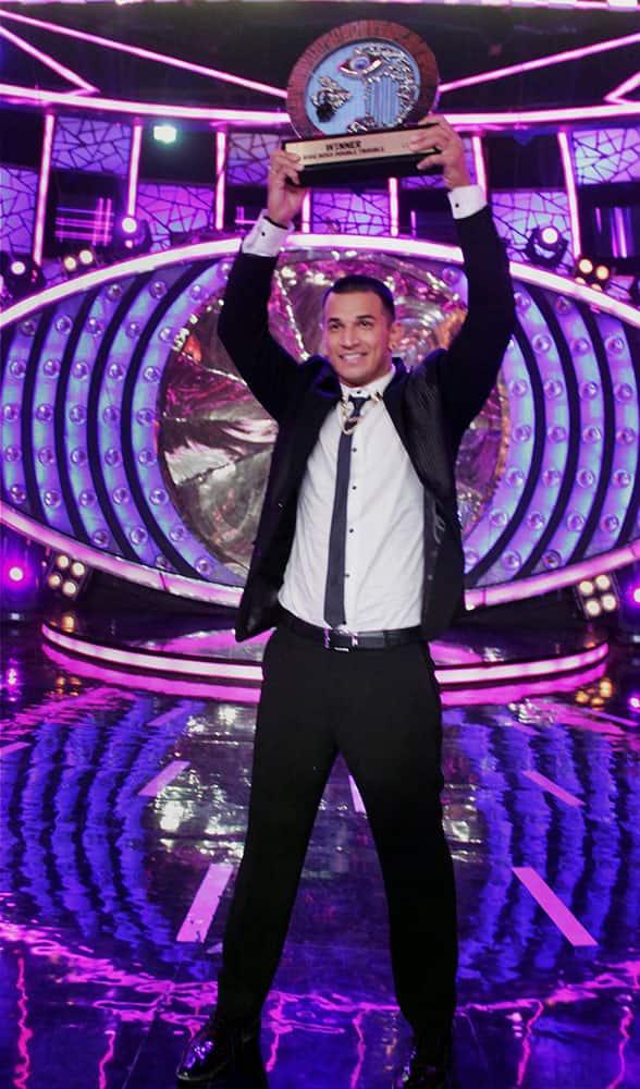 Bigg Boss :- The winner of #BB9Finale is finally announced! @princenarula88 wins Bigg Boss 9 Double Trouble!  -Twitter