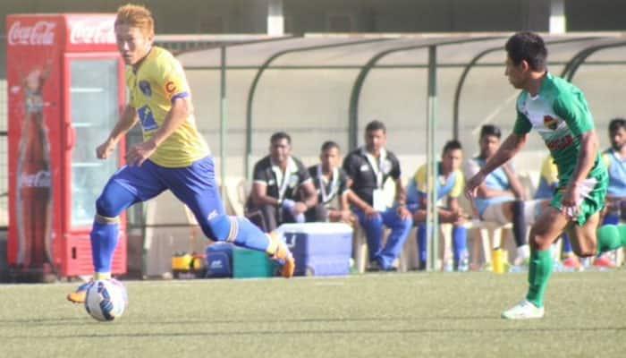 I-League 2015-16: Taisuke Matsugae stars in Mumbai FC's win over Salgaocar FC