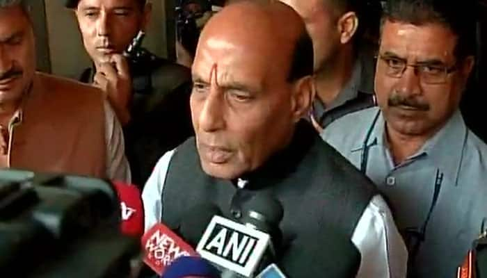 President's Rule in Arunachal Pradesh: Rajnath to meet Pranab; Congress steps up attack on Centre