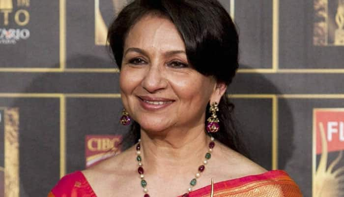 Don't believe in star status: Sharmila Tagore