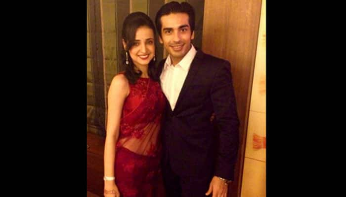 TV couple Sanaya Irani, Mohit Sehgal all set to tie the knot in Goa! – See pics