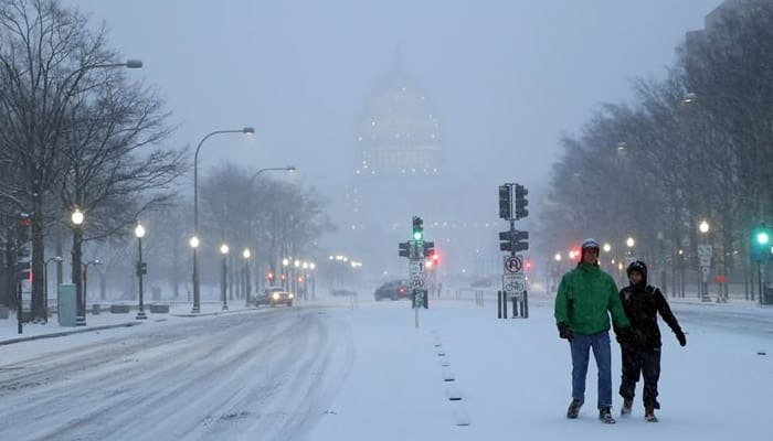 US blizzard to cause multi-billion dollar losses: Report