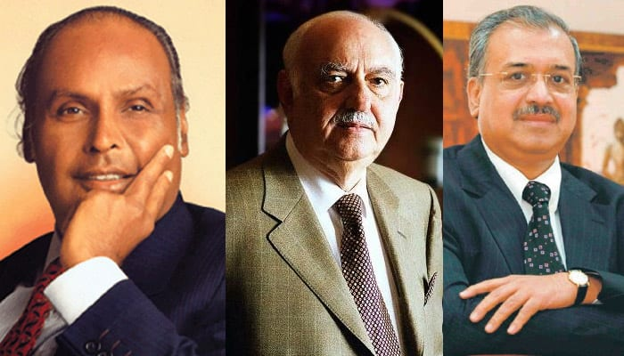 India's busines tycoons named for Padma Awards