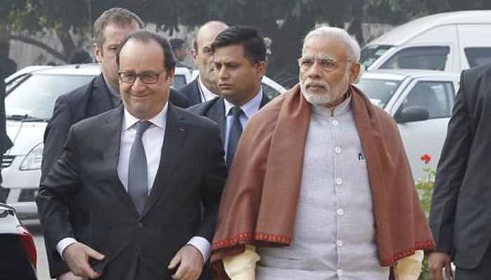 India, France take a step on Rafale, want Pakistan to curb terror