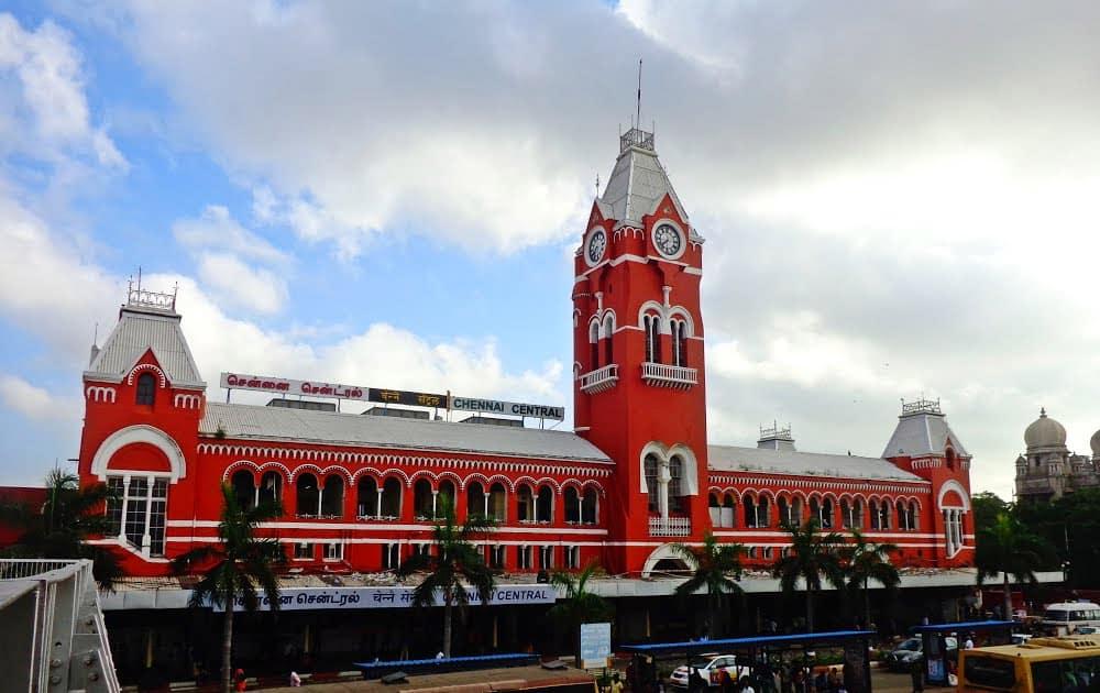 4. Chennai