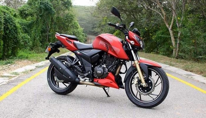 Wow! Watch TVS Motors' Apache RTR 200 4V roar
