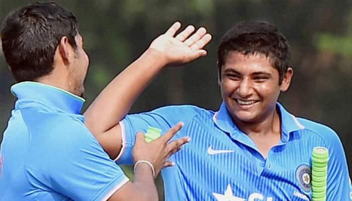 Sarfaraz Khan's form would be a crucial for India's Under-19 team.