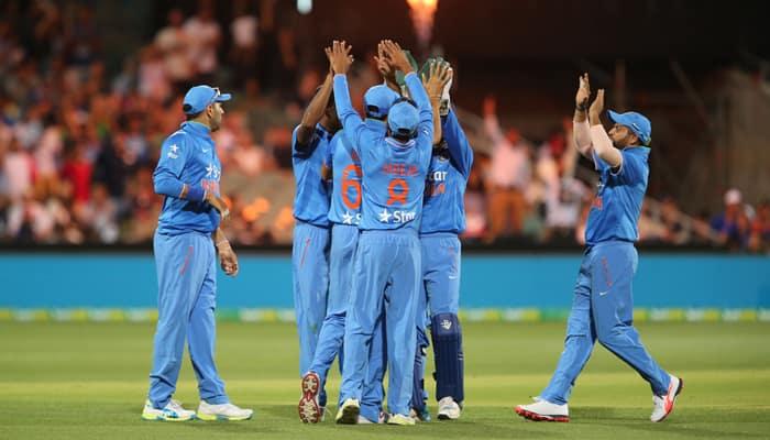 India vs Australia: Aaron Finch says fielding has let hosts down