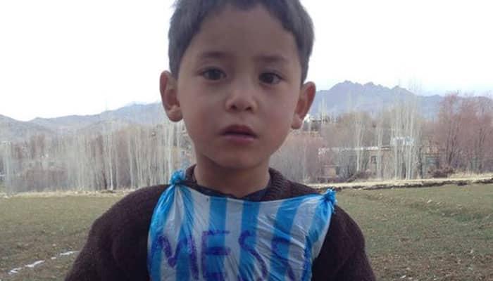 Meet Murtaza Ahmadi: Lionel Messi's 'biggest fan' from Afghanistan