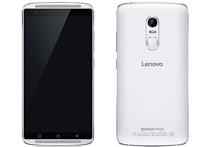 Lenovo Vibe X3 smartphone launched in India at Rs 19,999