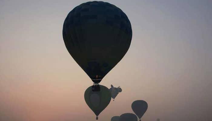 Balloon spotted near Delhi's IGI airport, triggers security alert