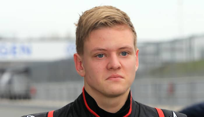 Michael Schumacher's son Mick set to make his Indian debut