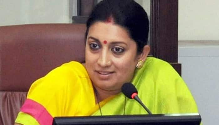 Trinamool Congress indulging in vote bank politics over Rohith Vemula's suicide: Smriti Irani