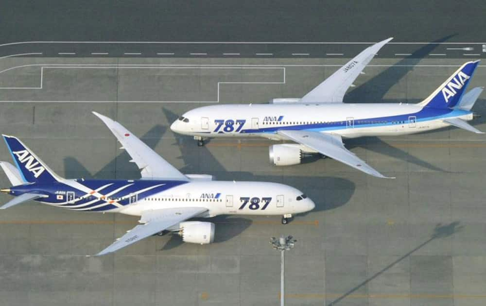 4) All Nippon Airlines (Source: AirlineRatings.com)