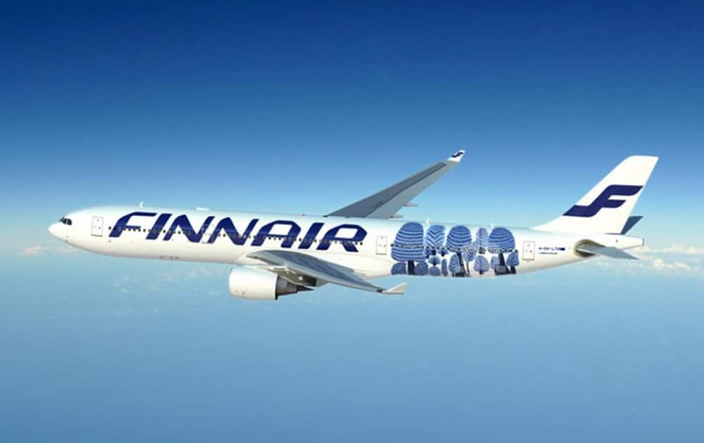 10) Finnair (Source: AirlineRatings.com)