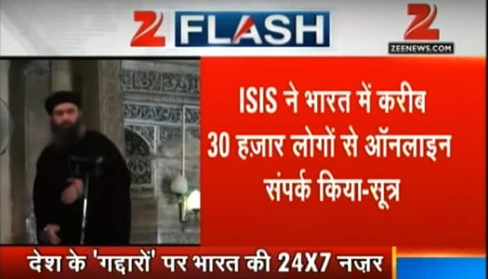 Alarming! 30,000 people in India ready to work for ISIS to wage war against their own nation